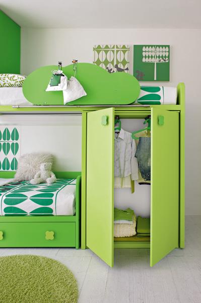 Modern House Minimalist Design: Amazing Contemporary Green Kids ...