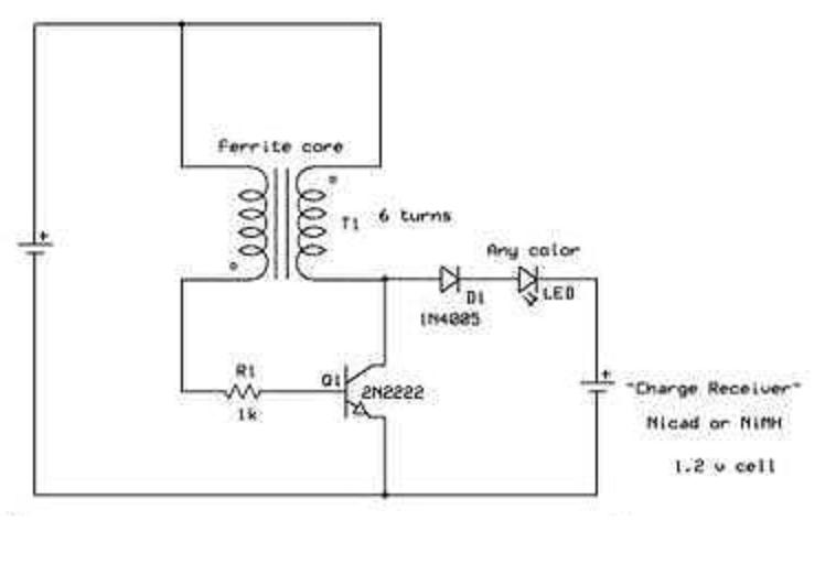 Make a joule thief easy electronics make a joule thief ccuart Image collections