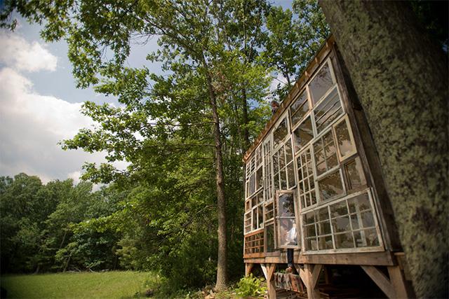 molino de damaniu / (la) cabaña: Nick Olson y Lilah Horwitz ...