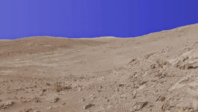 Proterozoic regolith