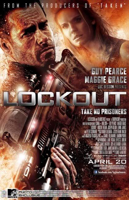 Phim Cuộc Đào Tẩu - Lockout Hd