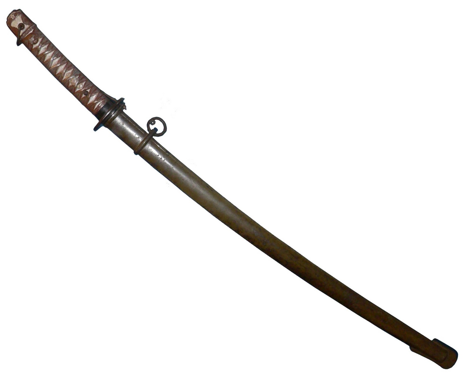 Neko Random: A Look Into History: The Katana