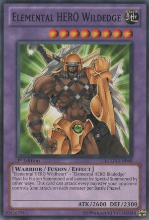 Elemental Hero Wildheart Yu-Gi-Oh! Coach: Augus...