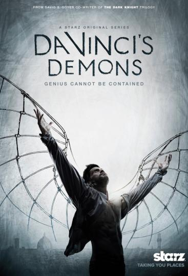 Da Vincis Demons - 1º Temporada HDTV & BluRay - Torrent