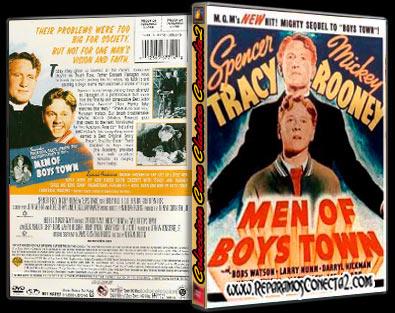 La Ciudad de los Muchachos [1941] Caratulas |  Descargar cine clasico