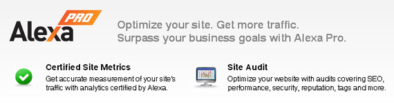Conform Alexa, cel mai accesat site in 2012 este Google, Urmat de Facebook si YouTube.