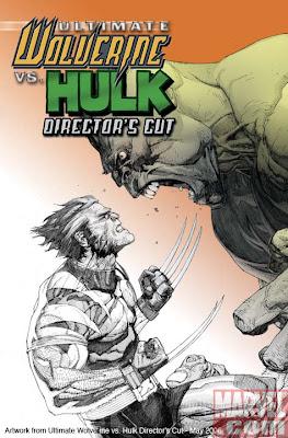 Ultimate wolverine vs hulk comic 06 06 sub español mf