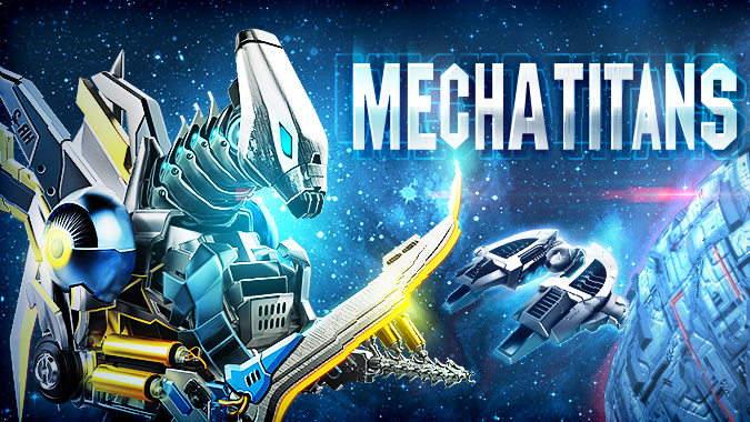 Mecha Titans Gameplay IOS / Android