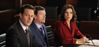 The Good Wife S04E19. The Wheels Of Justice