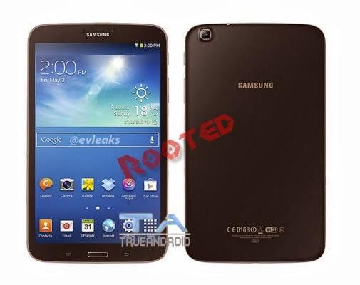 Galaxy Tab 3 8.0 LTE SM-T315
