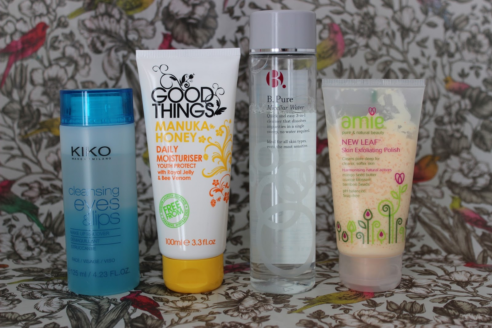High street hero skincare products