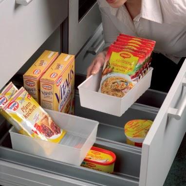 bandeja organizar cajon cocina gavetero