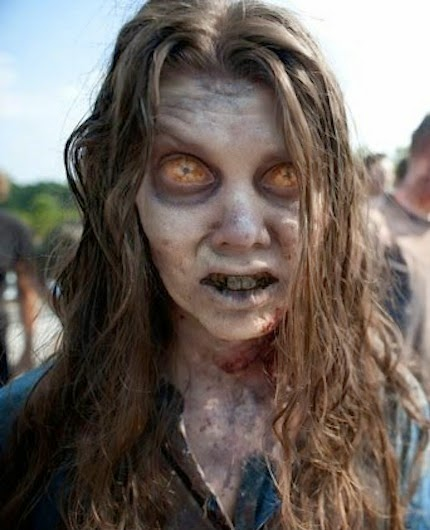 zombie de walking dead