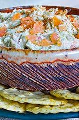 Smoked Salmon & Dill Dip (Vegan)