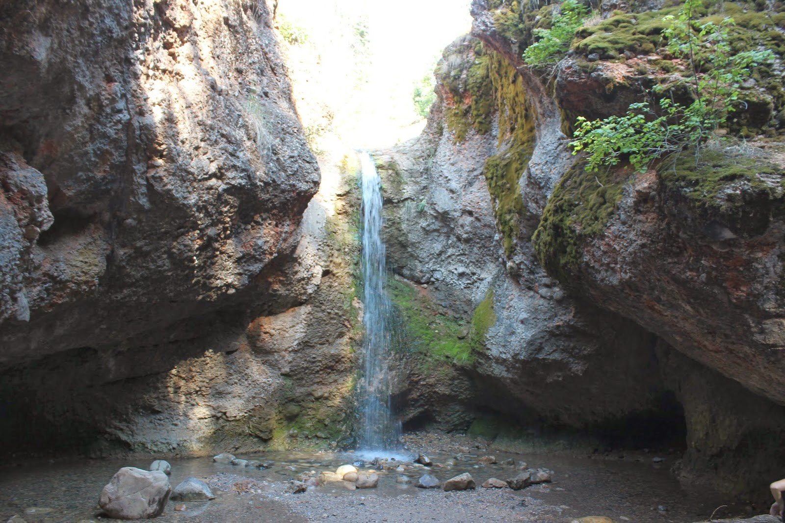 Gjhikes Com  Grotto Falls