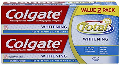 Good whitening toothpaste