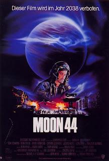 Estación lunar 44 Poster