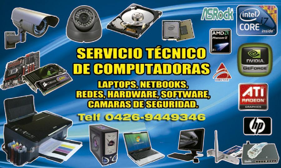 Servicio Tecnico en Caracas