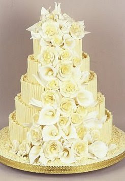 Wedding Cakes Are Delicious