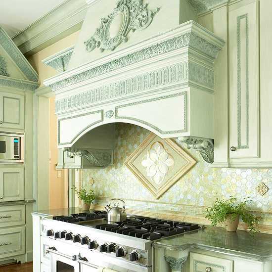 New Home Design Information Colorful Kitchen Backsplash Ideas