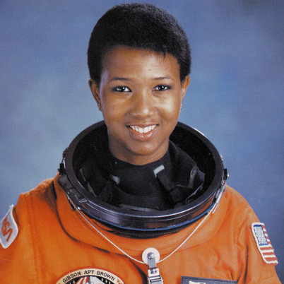 Jemison was inspired by the accomplishment of Sally Ride, when in 1983 ...