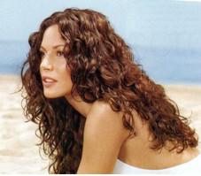 peinado para ir playa