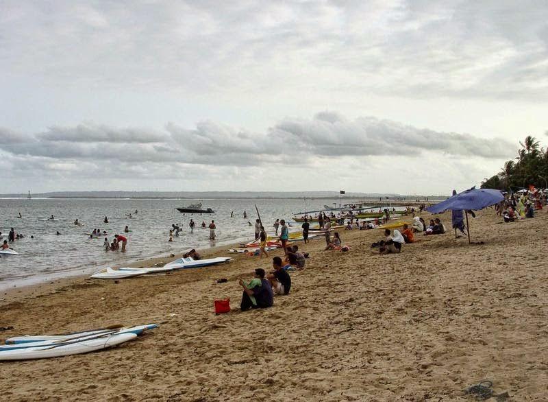 Pantai Sanur Beach Bali
