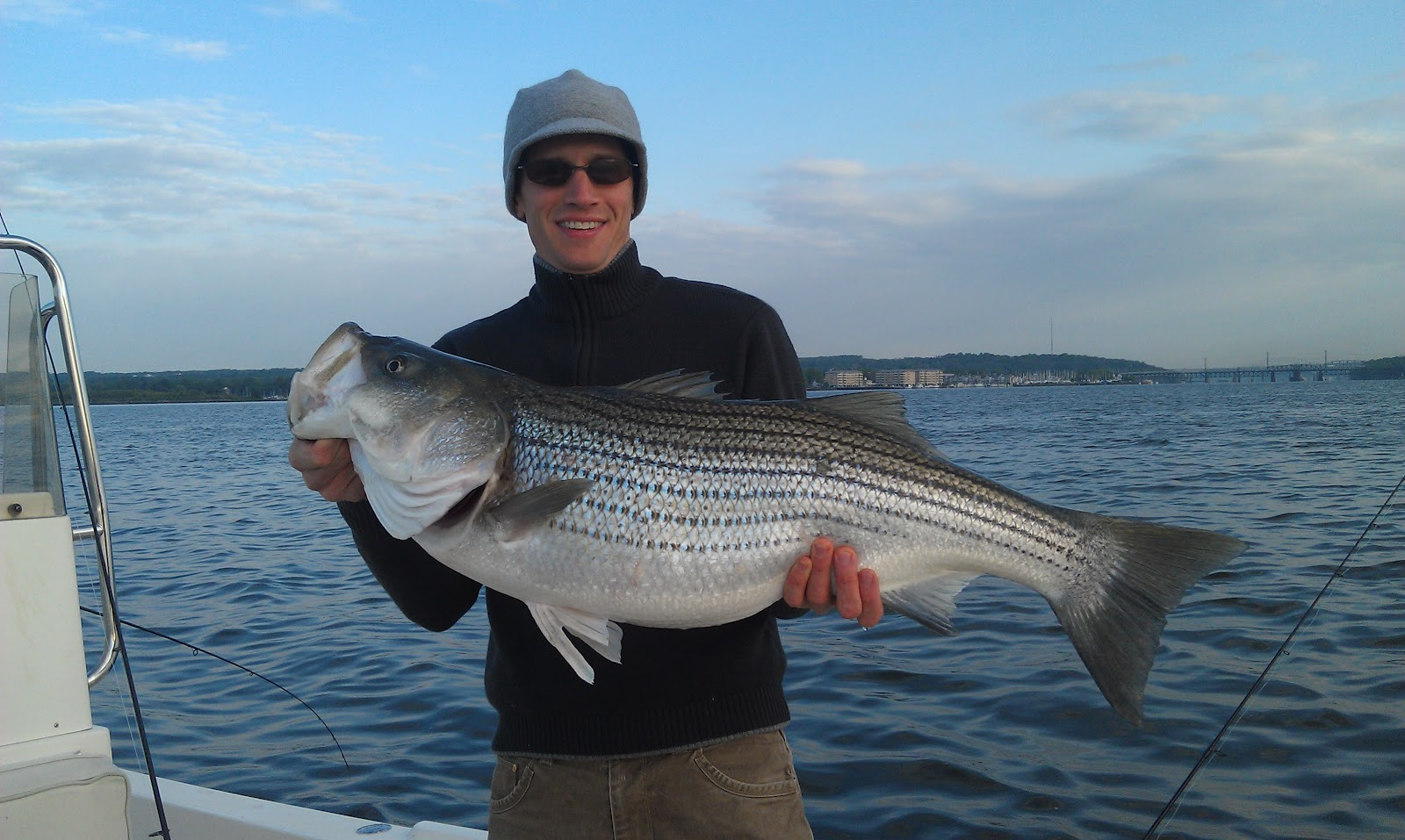 Lew 39 s fly angler chesapeake bay and gunpowder river for River fishing tips