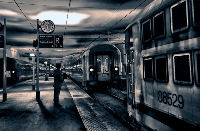Critica La Copela El lector del tren de las 6.27