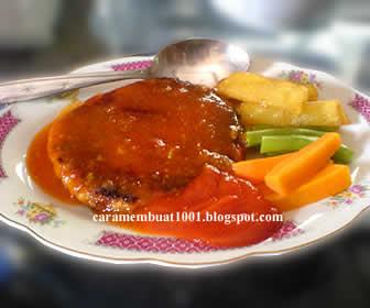 Resep Cara Membuat Steak Tahu
