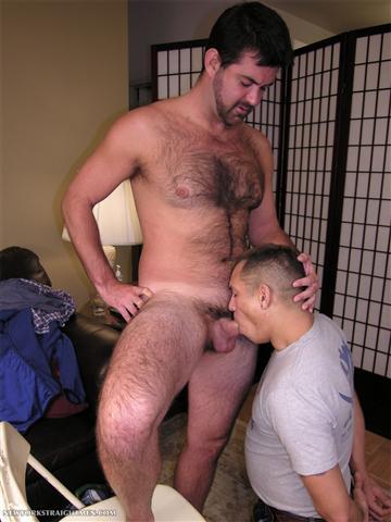 Men Naked york straight hairy new