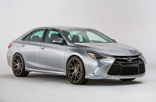 Toyota Camry TRD SEMA Edition, Remove The Impression Of Elegance