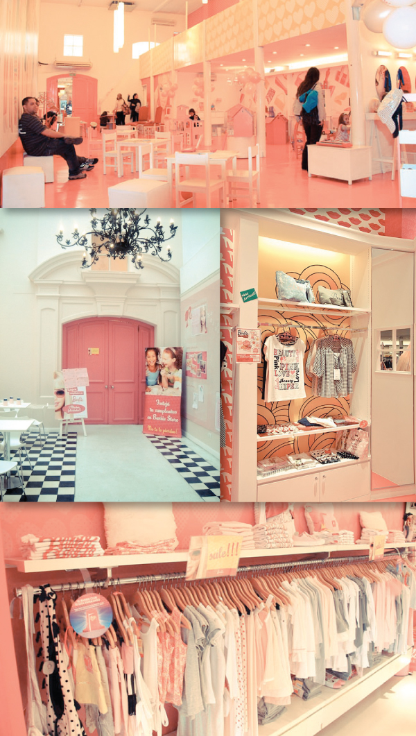 Loja da Barbie - Buenos Aires - Argentina - Palermo