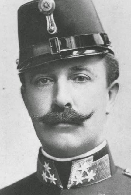Archiduc Otto d'Autriche 1865-1906