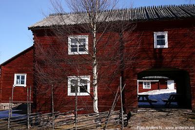 gammalt hus övertorneå