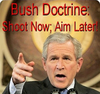 essays on the bush doctrine Iraq and the bush doctrine  an essay from the world today appears online in observer worldview each month the world today provides expert analysis on current international issues.