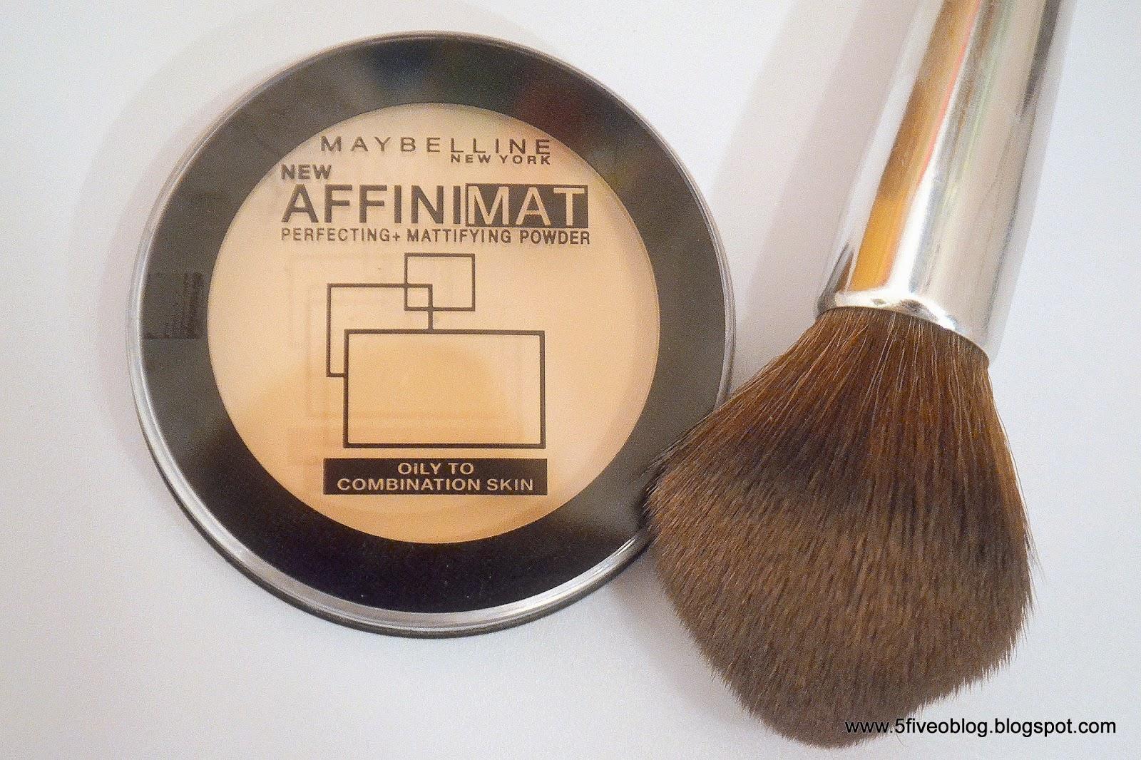 Maybelline Affinimat-Perfekcyjne I matowe wykończenie makijażu ?