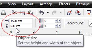 Cara Membuat Tabel dengan Corel Draw X5