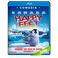 Happy feet – El pingüino (2006) BRRip 720p Audio Dual Latino-Ingles