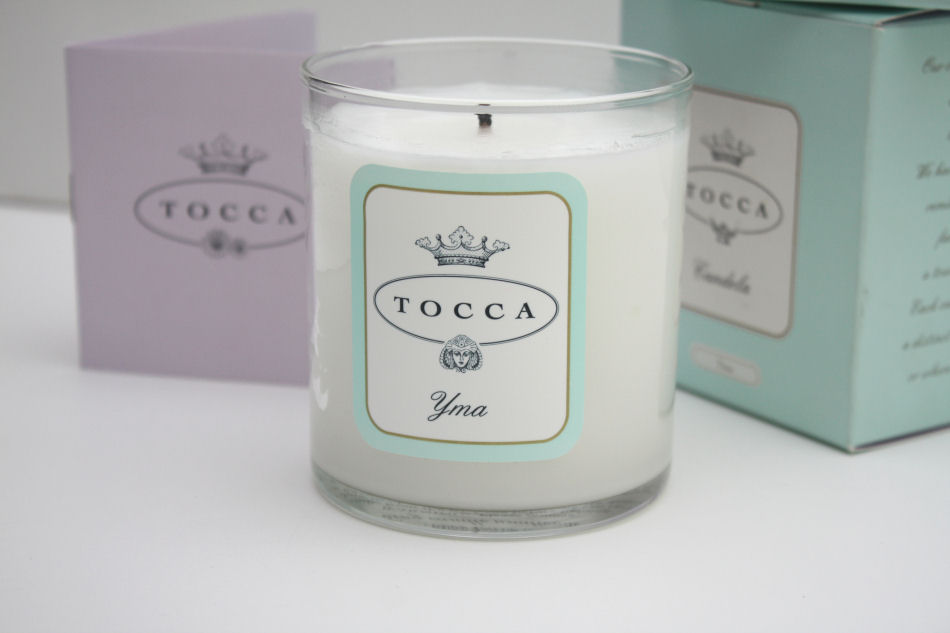 A classic TOCCA scent inspired by ingredients used in Cleopatra's beauty rituals. Watery cucumber and sweet grapefruit leave a crisp, clean scent. The perfect accessory for your home. Uniquely beautiful and richly fragranced with our classic scents, our luxurious hand-poured candle will captivate your senses.