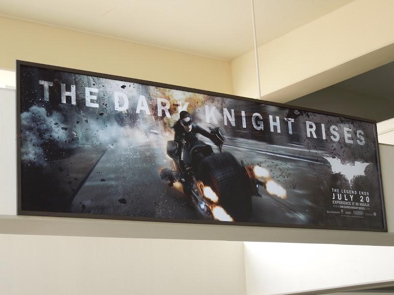 Dark Knight Rises Catwoman ad