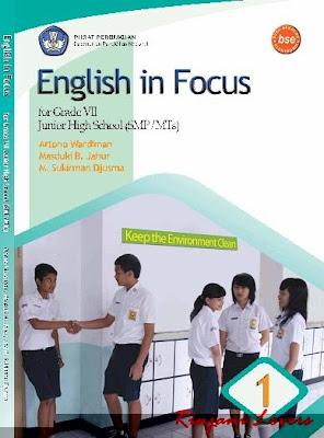 BSE Bahasa Inggris, Buku BSE, Buku Sekolah Elektronik, BSE SMP, BSE SMA, Download BSE