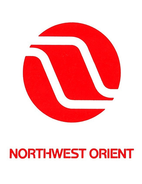 the hopeful traveler goodbye northwest airlines logo