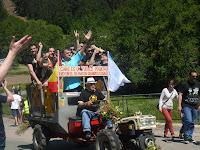 Desfile de Chimpíns en Cans 2013