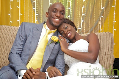 Pictures From Obiwon's Church Wedding & Reception. 1