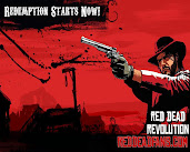 #32 Red Dead Redemption Wallpaper