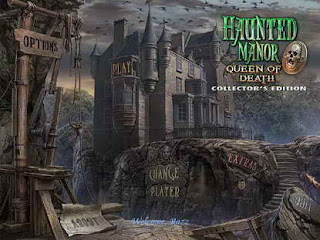 Haunted Manor 2: Queen of Death Collector's Edition mf-pcgame.org