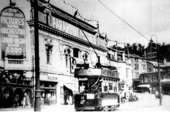 The Futurist Cinema 1930s