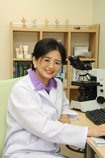 dermatologist, Japan