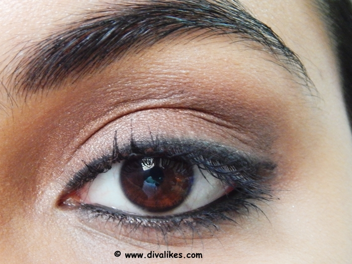 Neutral Eye Makeup For Day Time Diva Likes